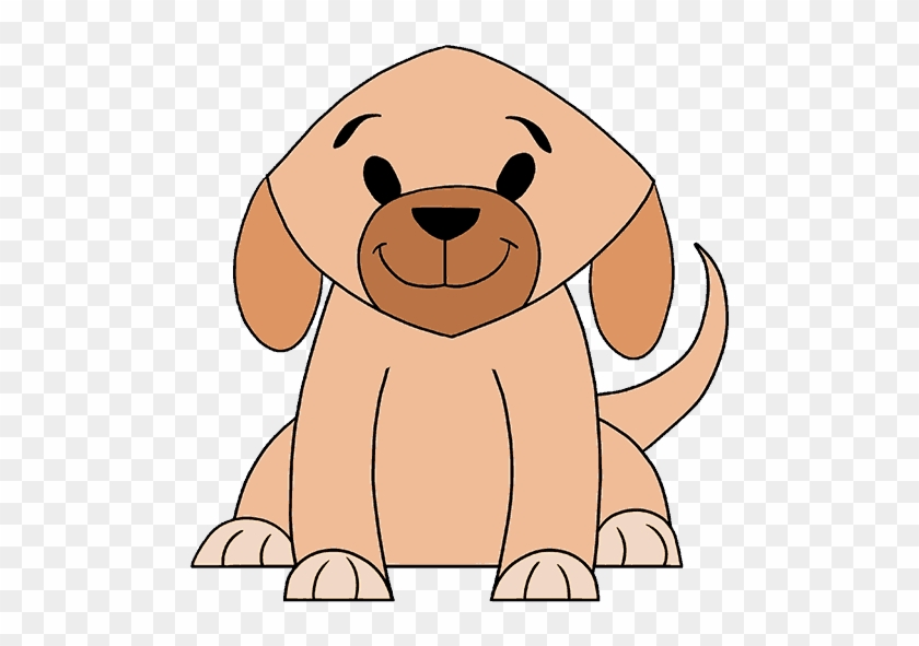 How To Draw A Simple Dog Easy Drawing Guides - Dog Drawings Simple And Easy Clipart #4794618