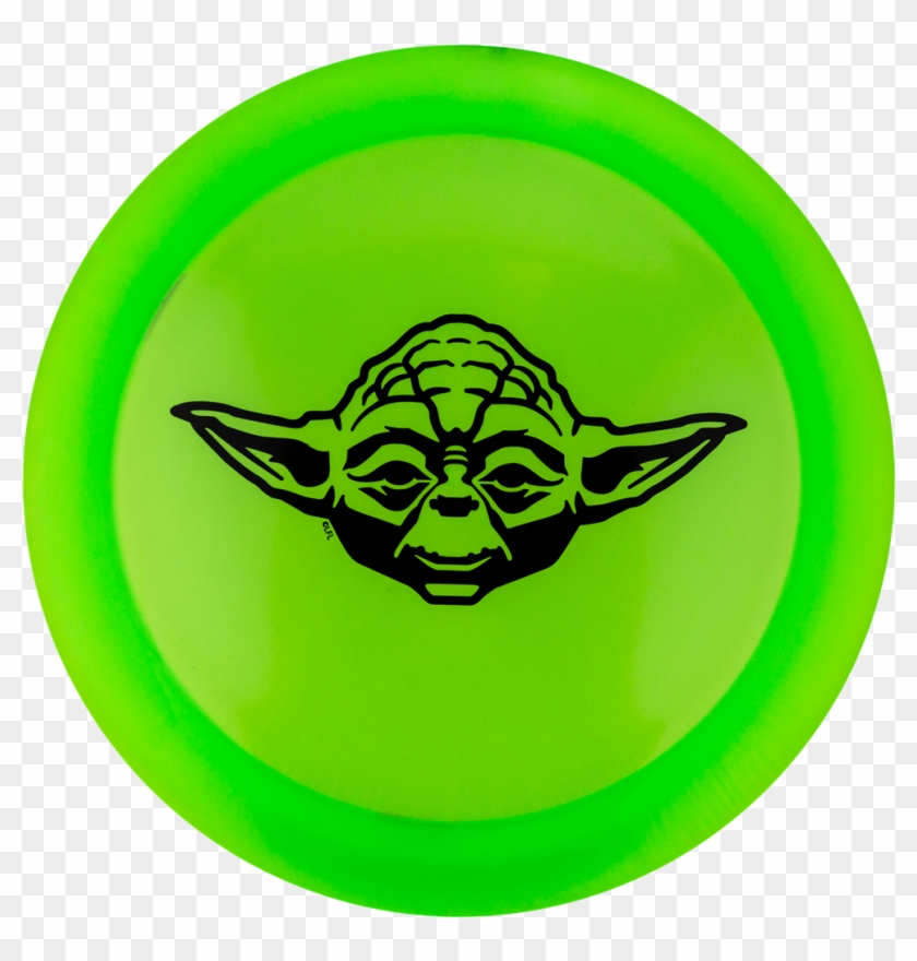 Yoda2 Grn 1 - You Are Welcome Star Wars Clipart #480767