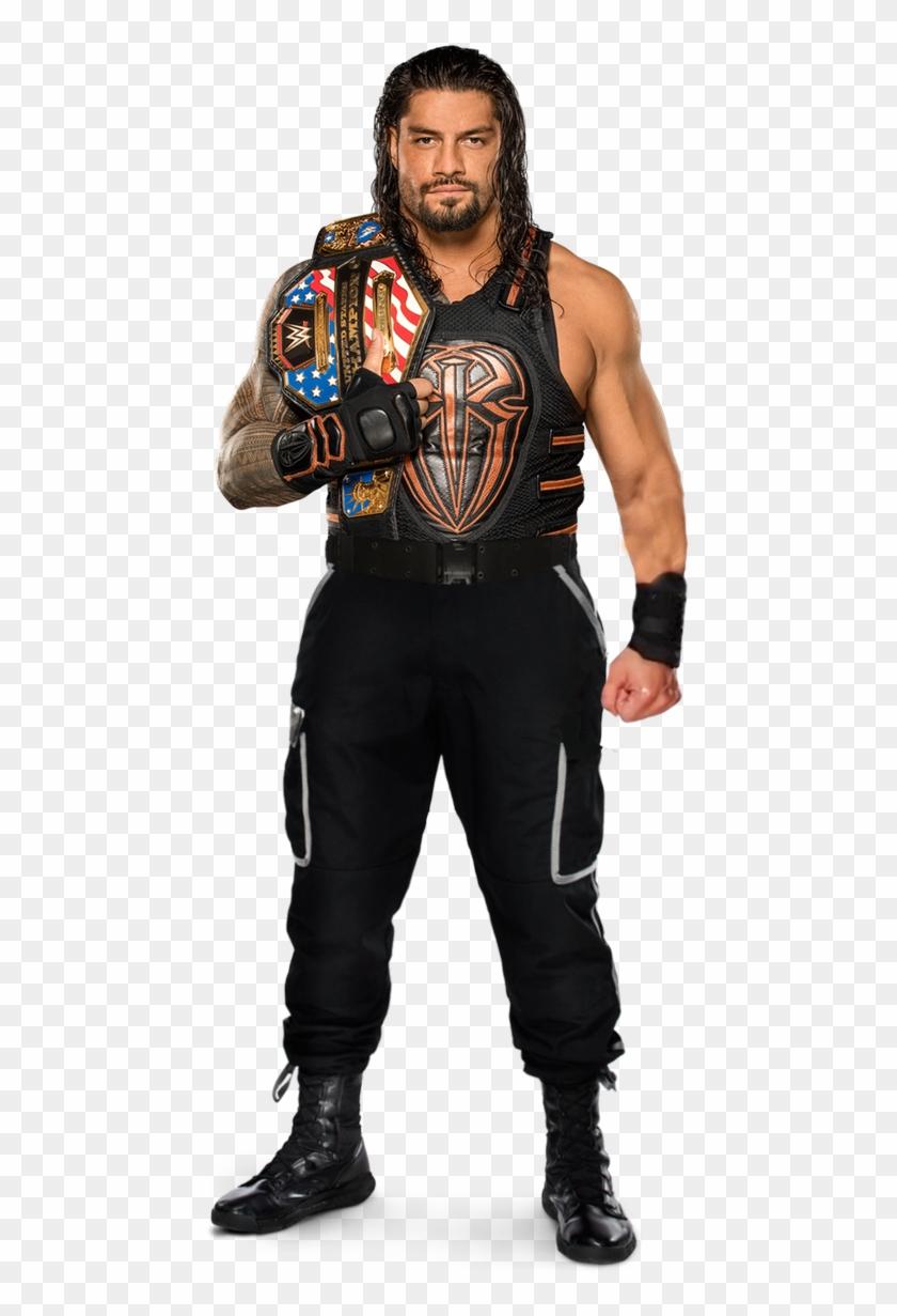 M Nouman Khan - Roman Reigns Universal Champion Clipart #480876