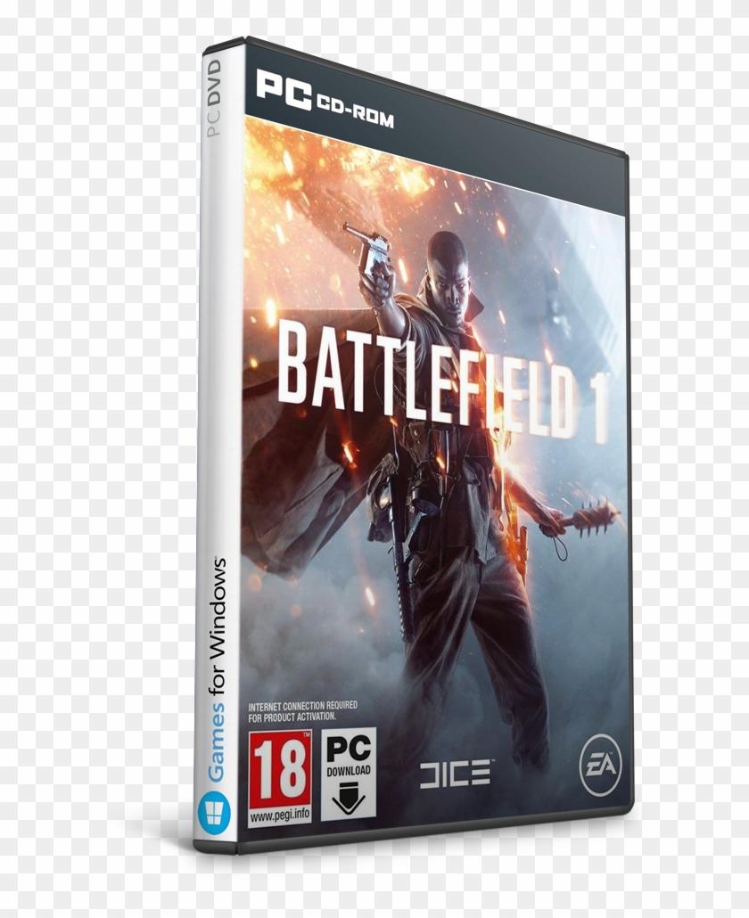 Battlefield 1-cpy - Battlefield 1 Pc Clipart #486840