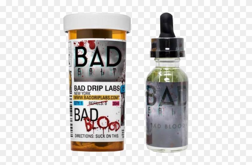 Bad Blood By Bad Drip Salts - Bad Drip Bad Blood 30ml Clipart #487714