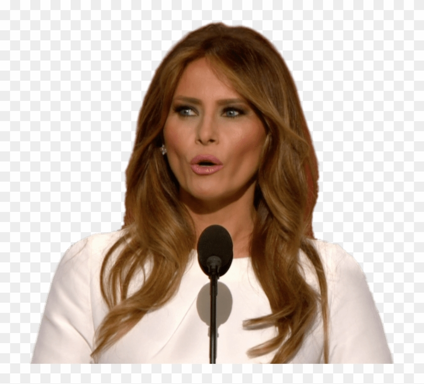 Melania Trump - Melania Trump No Background Clipart #488554