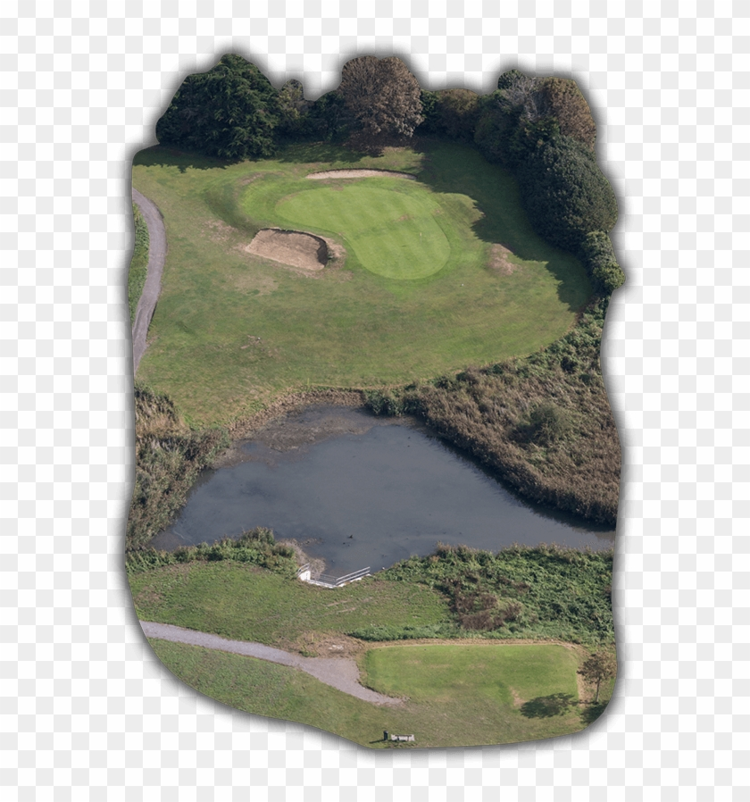 Great Salterns Golf Course Clipart #4800616