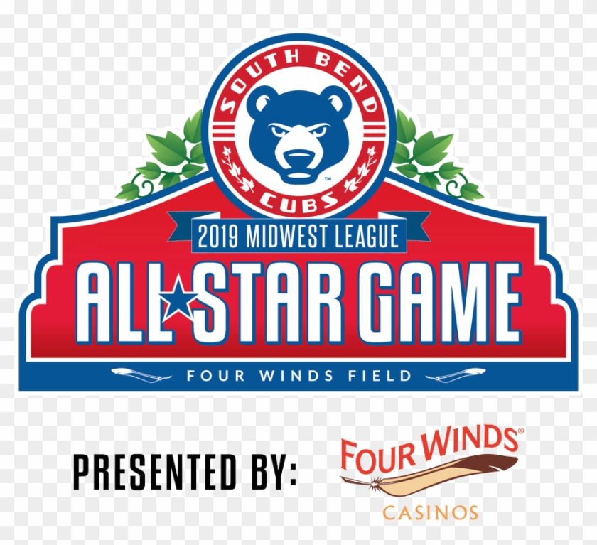 Midwest League All-star Game Returns To South Bend - Poster Clipart #4825312