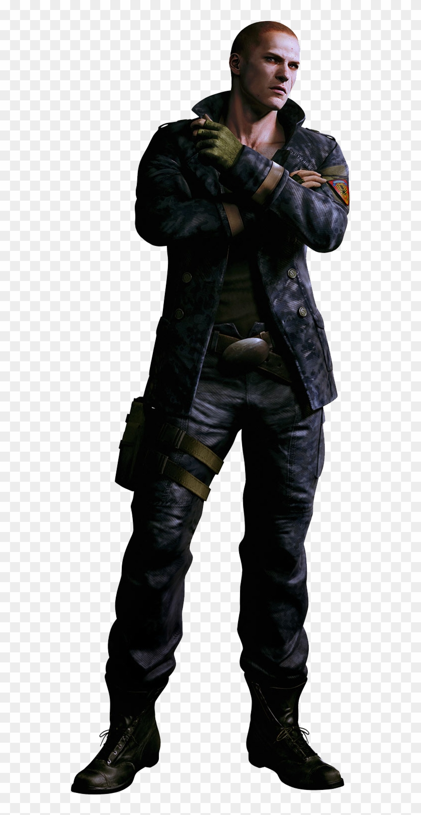 Leon Chris Jake Jake Do Resident Evil 6 Clipart 4826089 Pikpng