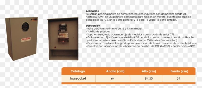 Base-transocket - Base Transocket 13 X 20 Clipart #4836976