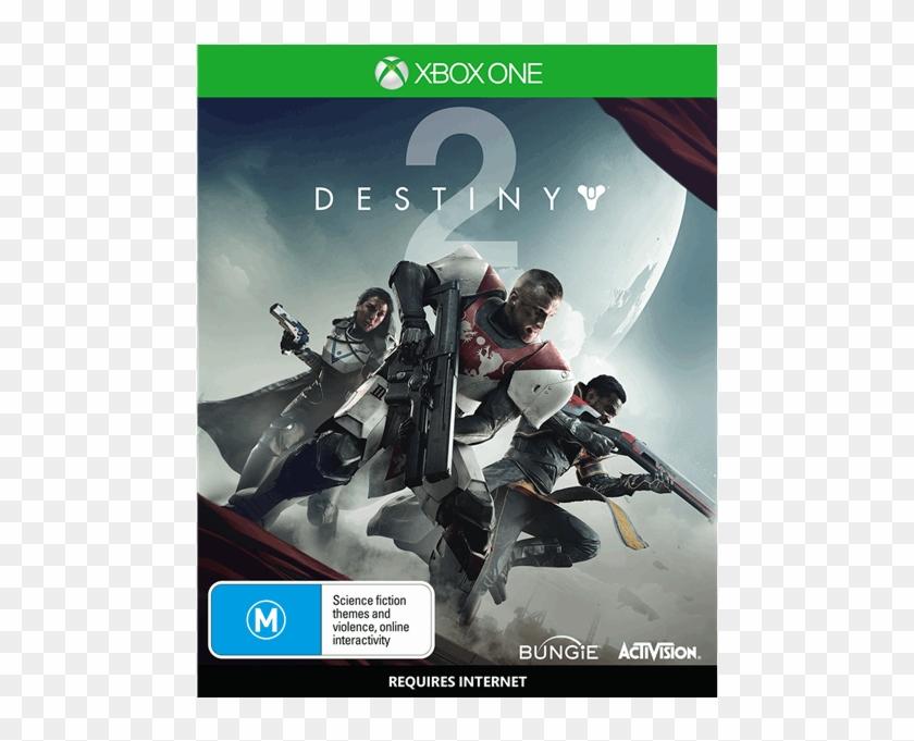 Destiny - Destiny 2 Xbox One X Clipart #4845156