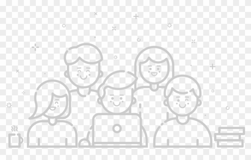 Once Completed, It's Crucial That All Projects Are - Our Team Website Icon Clipart #4848650