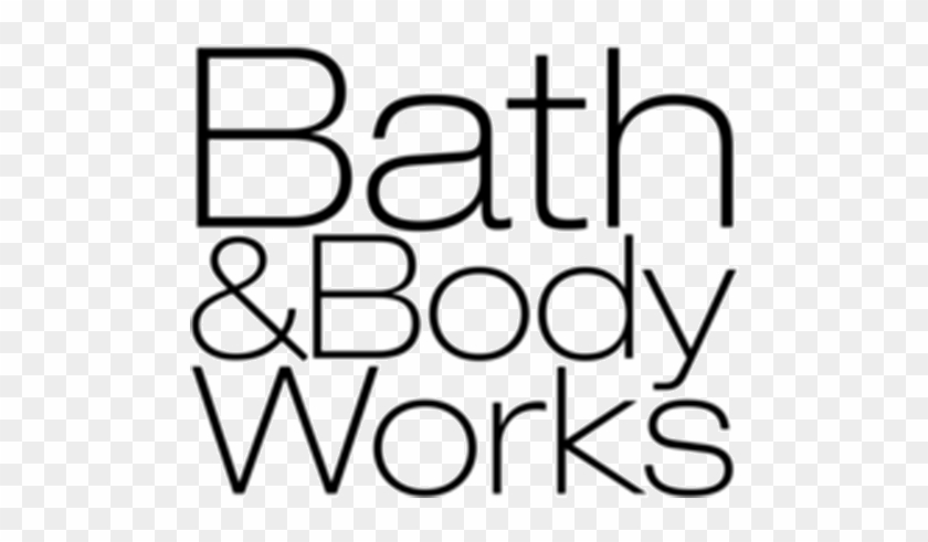 Bath And Body Works Clipart #4852478