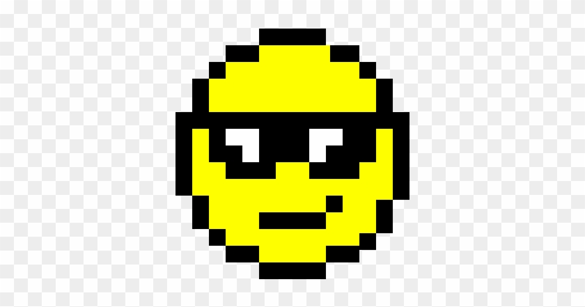 Random Image From User Pixel Art Smiley Emoji Clipart