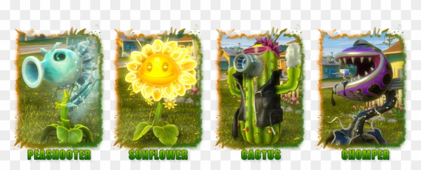 The Peashooter Is An Assault Attack Class With A Sprint Plants Vs Zombies Garden Warfare Peashooter Abilities Clipart 4861765 Pikpng