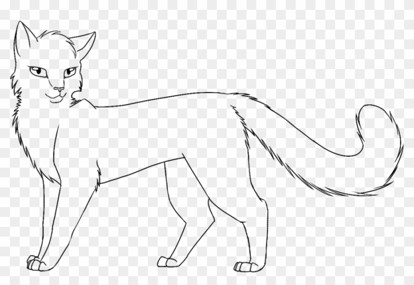 Warrior Cats Coloring Warrior Cat Coloring Pages To - Easy ...