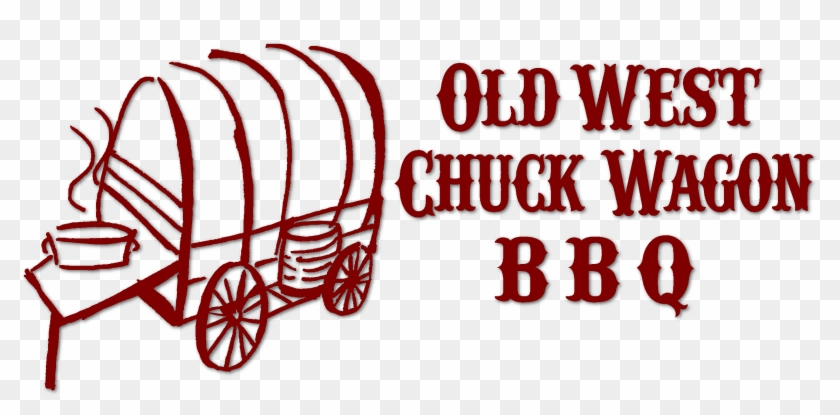 Old West Chuck Wagon Bbq Clipart #4871205