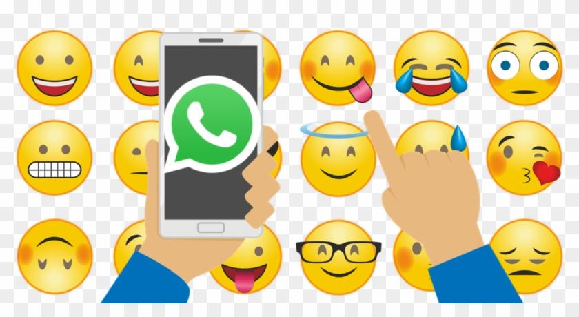 Estos Serán Los Nuevos Emojis De Whatsapp - Emoji Keyboard Clipart #4877649