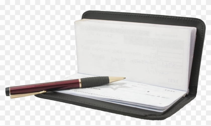Checkbook Register Template Checkbook Png Clipart 4894055 Pikpng