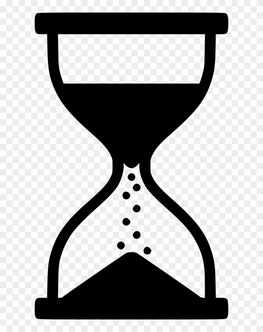 Png File Svg Sand Clock Icon Png Transparent Png 491983