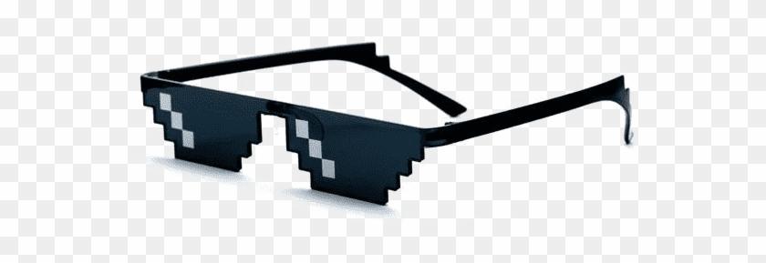 Thug Life Glasses Free Png Image - Thug Life Glasses Transparent Png Clipart #493310