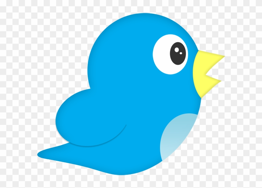 Twitter Bird Png - Twitter Bird Png Icon Clipart #493754