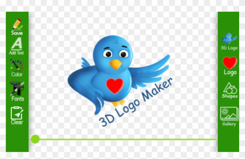 Free Png Download Twitter Bird Png Images Background - Twitter Bird Clipart #494137