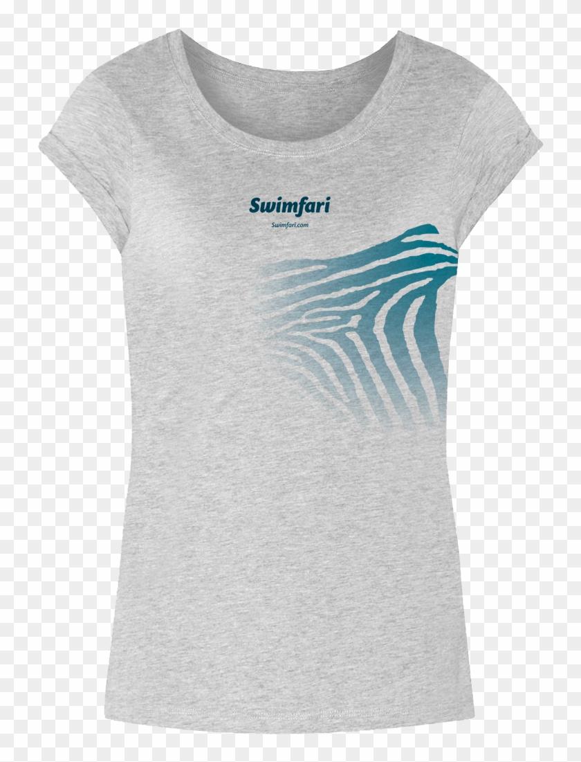 Original Swimfari T-shirt - Active Shirt Clipart #494311