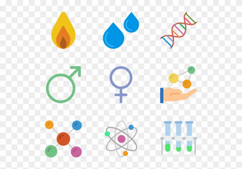 Science - สัญลักษณ์ วิทยาศาสตร์ Clipart #497394