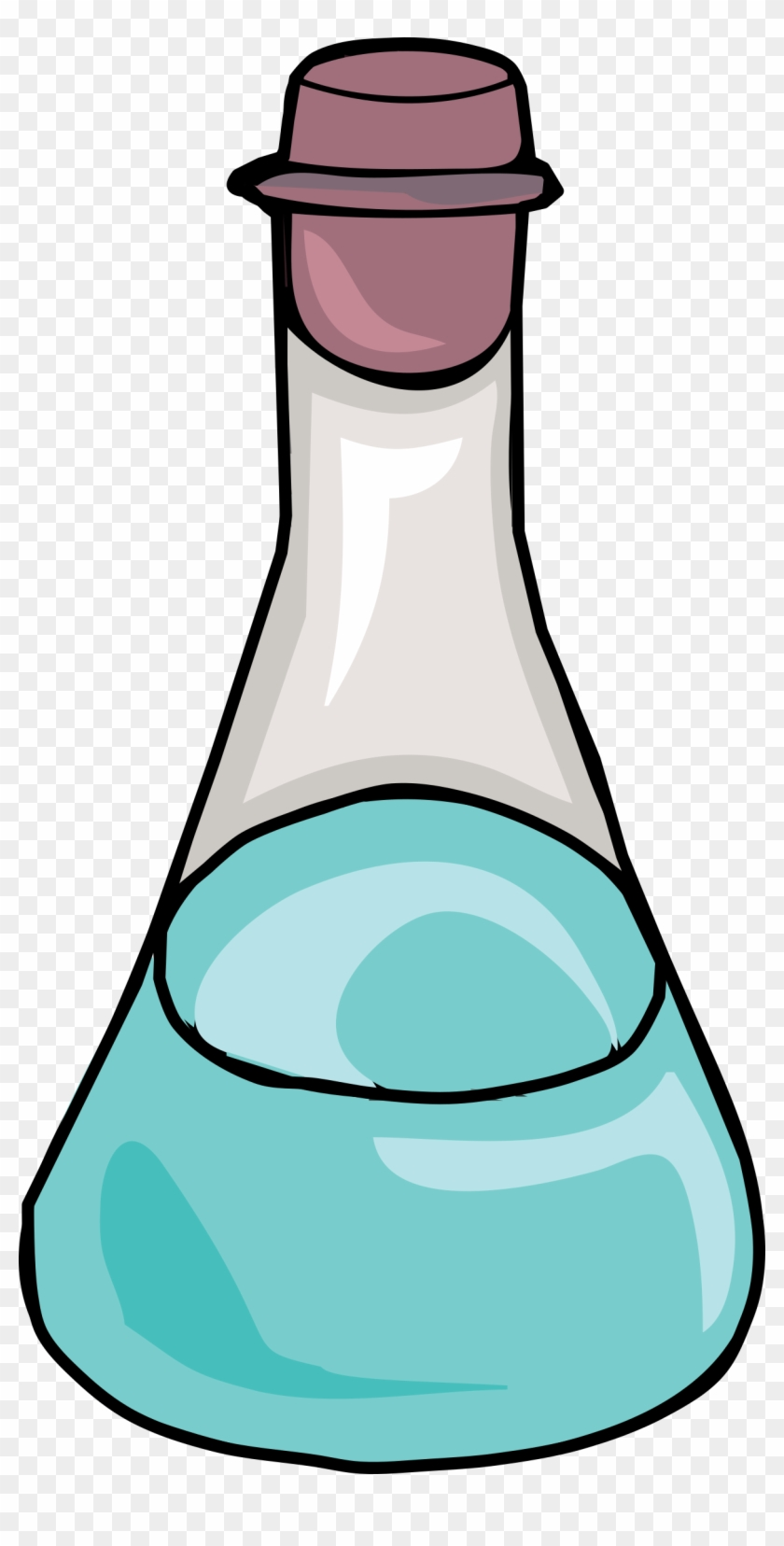 This Free Icons Png Design Of Science Flask Clipart #497440