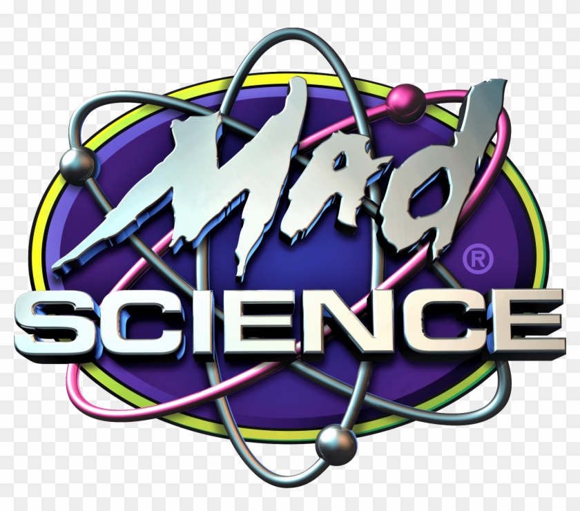 Mad Science Lab - Mad Science Clipart #498246