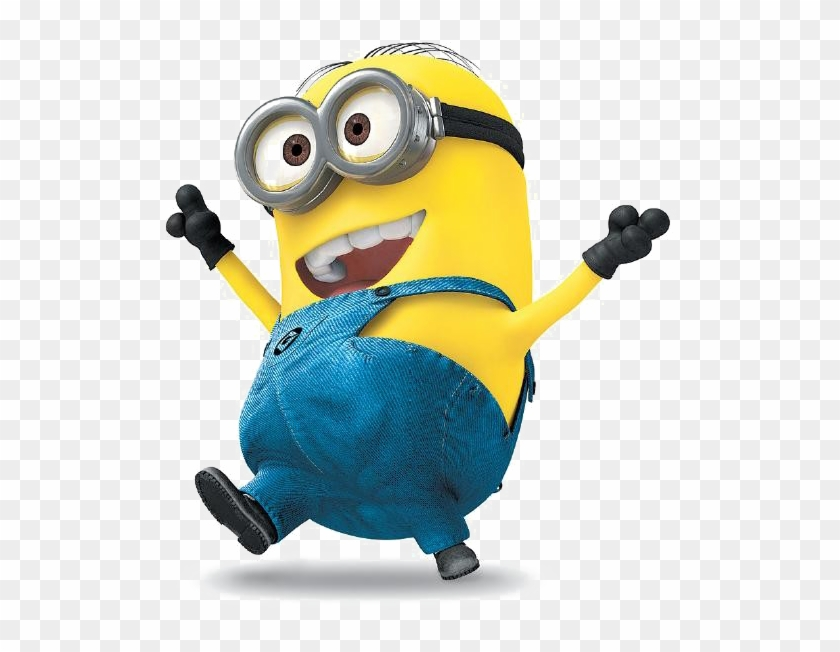 Happy Minions Png Background Image - Happy Dancing Minion Gif Clipart@pikpng.com