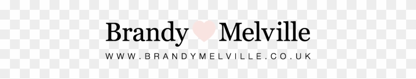 Brandy ♥ Melville - Brandy Melville Gutschein Clipart #4901462