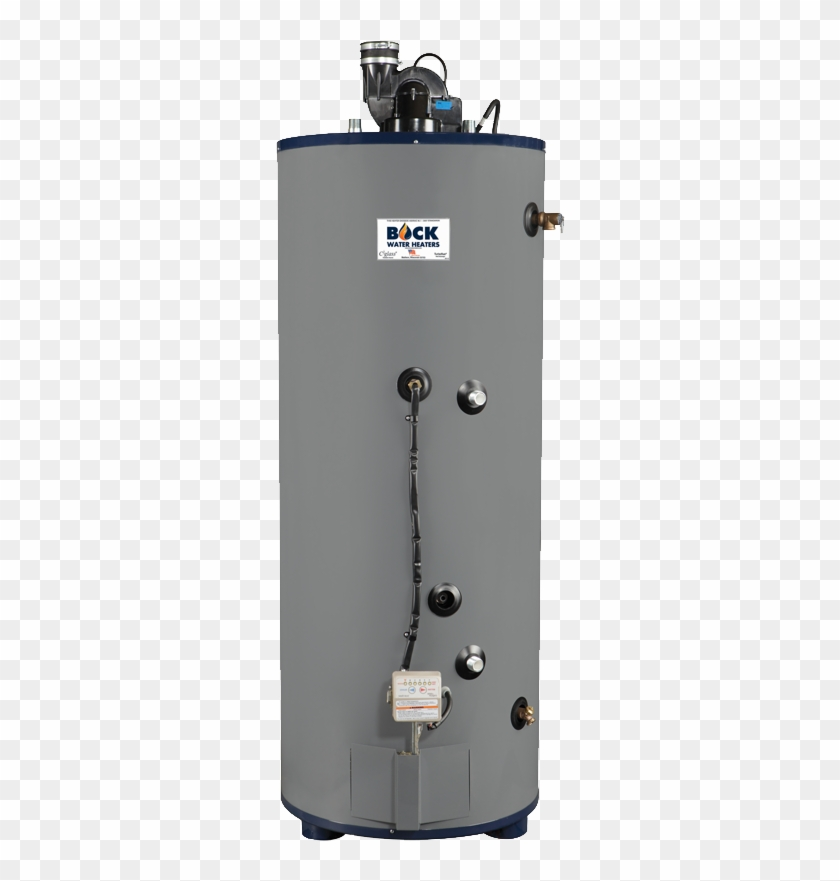 Gas And Solar Hot Water Tank Clipart #4906808