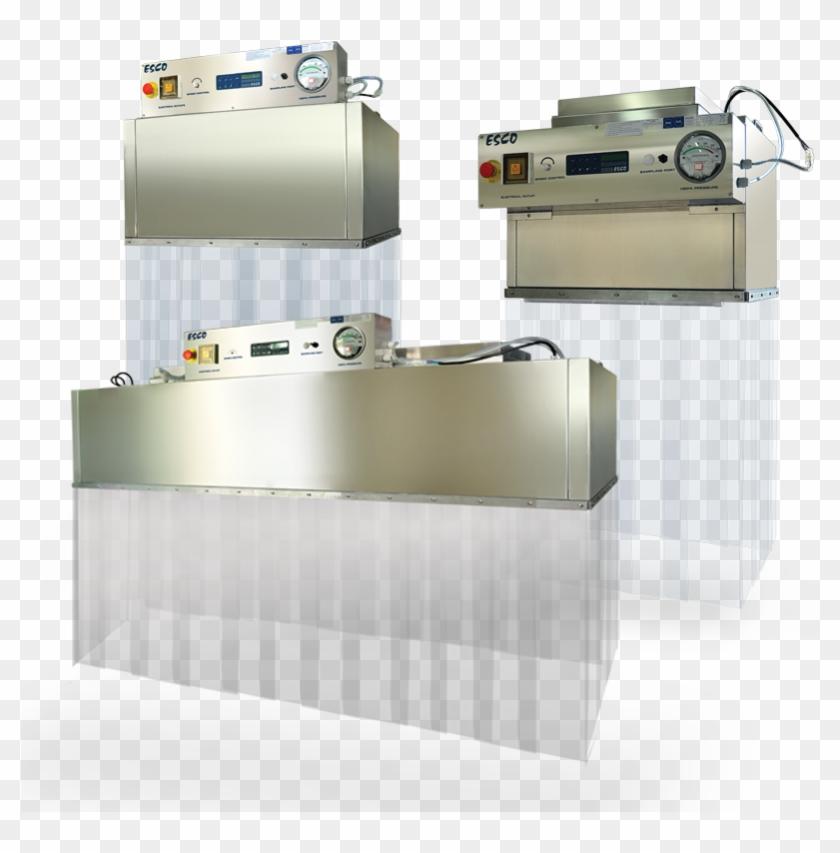 Ceiling Laminar Airflow Units - Machine Clipart #4918077