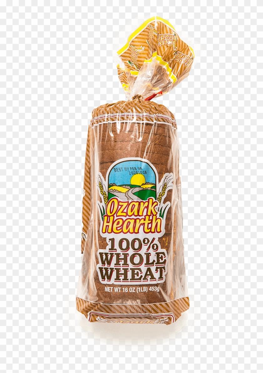 Ozark Hearth 100% Whole Wheat - Whole Wheat Bread Clipart #4920826