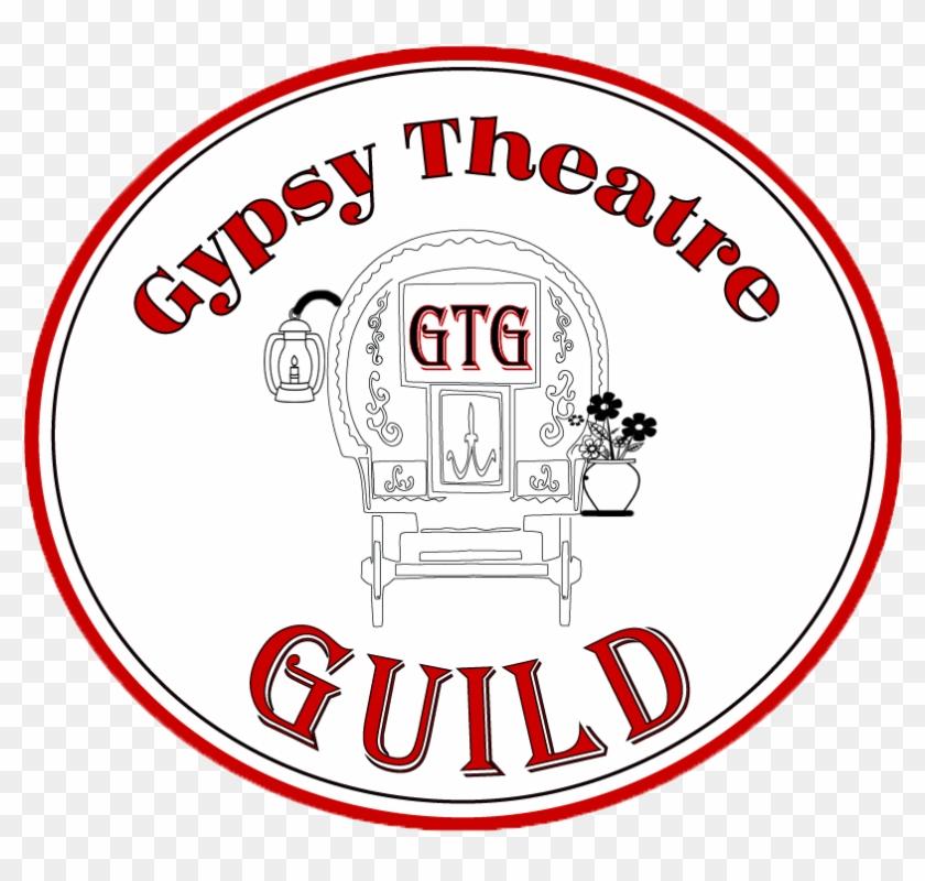 Gypsy Theatre Guild - Circle Clipart #4926560