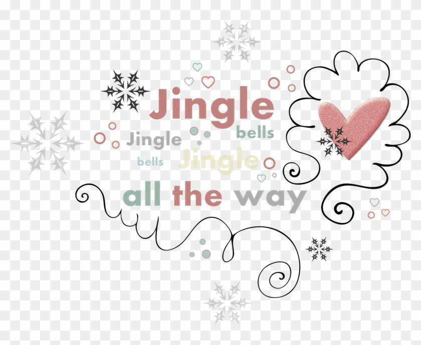 What Is Christmas, Merry Christmas, Simple Pleasures, - Heart Clipart #4930936