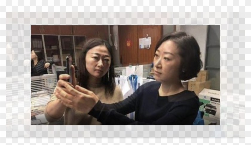 Chinese Woman Discovers That Her Iphone X Can Be Unlocked - Start Your Year Off Right Meme Clipart #4935845