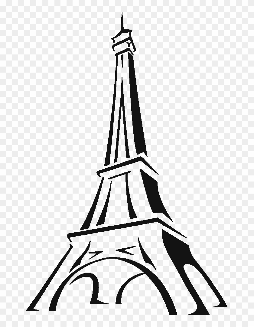 Logo Tour Eiffel Png Eiffel Tower Icon Png Clipart 4941140 Pikpng