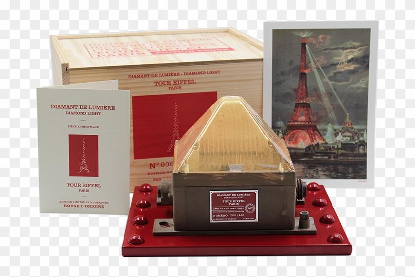Own Your Own Eiffel Tower Diamond Light - Diamant Tour Eiffel Clipart #4941238