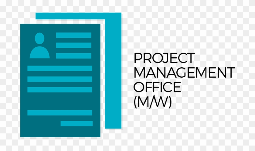 Icon Project Management Office - Graphic Design Clipart #4948471