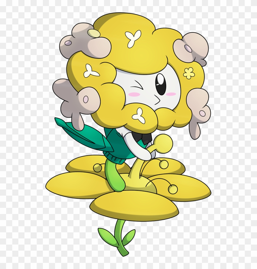 Download Pokemon Shiny Flabebe Yellow Is A Fictional ...