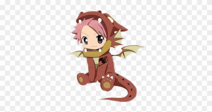 #anime #natsu #fairytail #fairy #kawaii #chibi #cute - Fairy Tail Cute Natsu Clipart #4980292