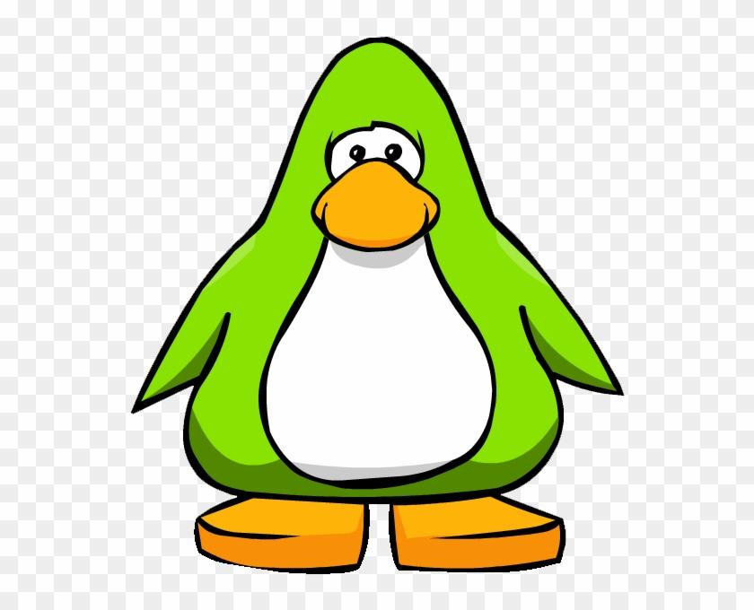 Png - Club Penguin Penguin Colors Clipart #4981898