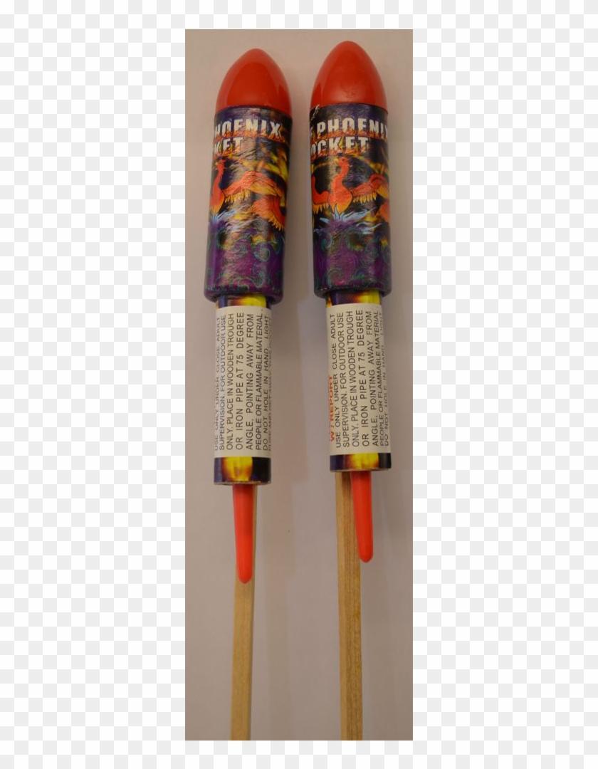 Rockets Fire Phoenix Rocket - Fire Rockets Clipart #4989307