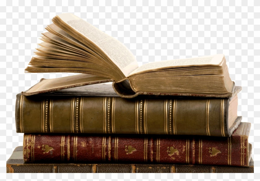 Law Png - Old Books Open Png Clipart #51244