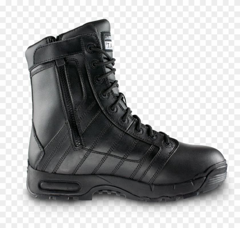 Original Swat Air 9 Waterproof Side Zip Boot Png Image - Shoe Clipart #51594