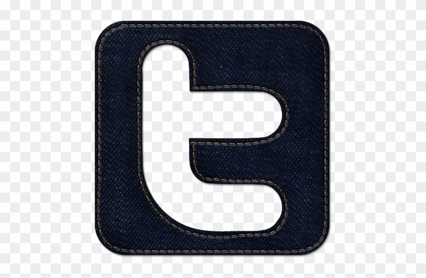 Sn, Logo, Square, Jean, Twitter, Social, Denim, Social - Twitter Icon High Resolution Clipart #56867