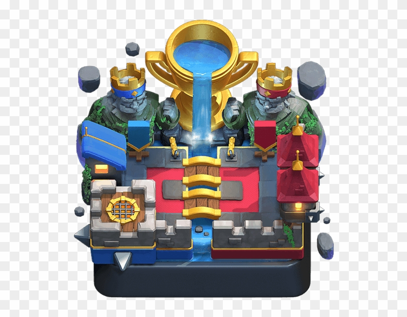 New Arena Was Introduced, Legendary Arena, Which Became - Clash Royale Clipart #501815