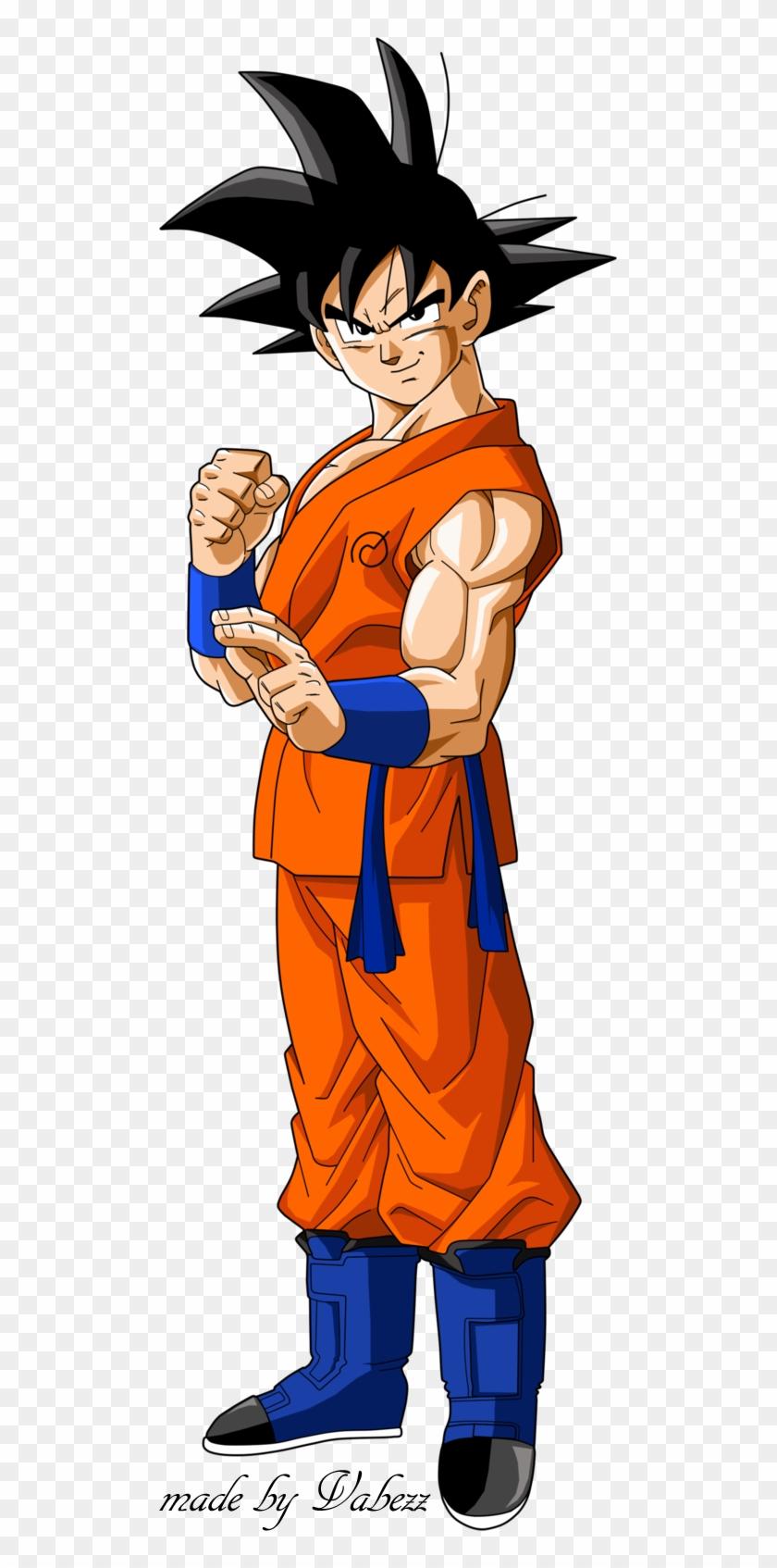 Dragon Ball Super Png Photo - Dragonball Z Son Goku Clipart #504659
