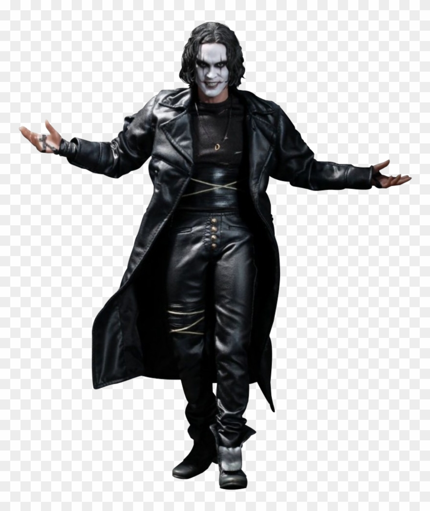 The Crow Png - Eric Draven The Crow Clipart #505514