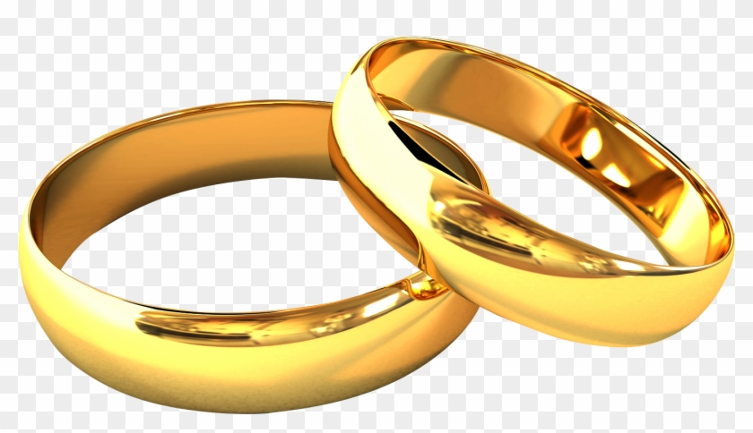 Wedding Ring Png - Wedding Ring Vector Png Clipart #505594