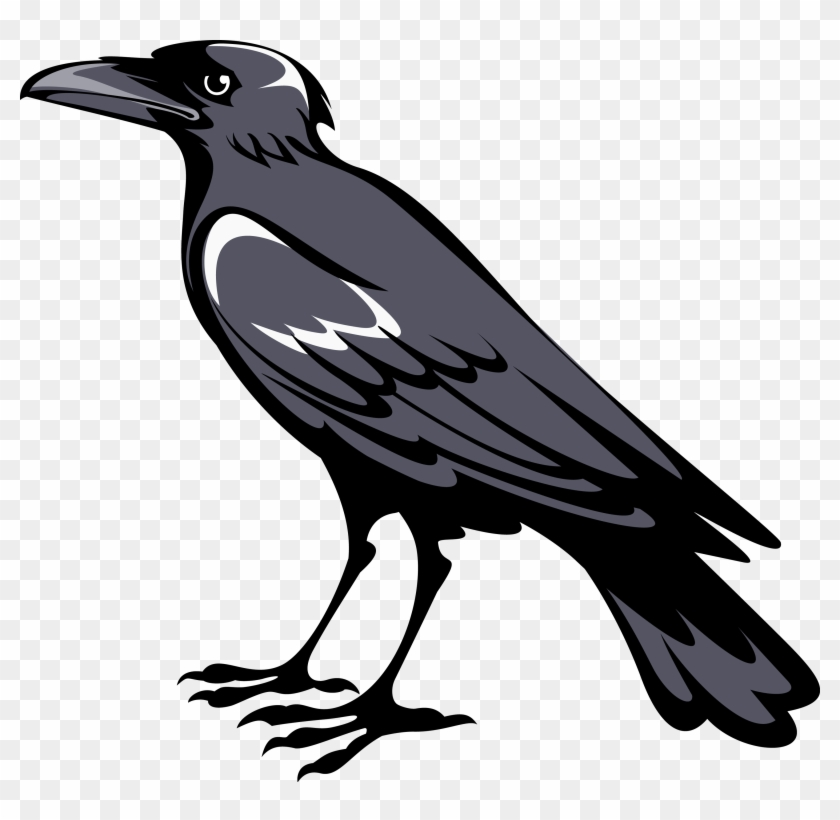 3000 X 2786 4 - Coat Of Arms Crow Clipart #506220